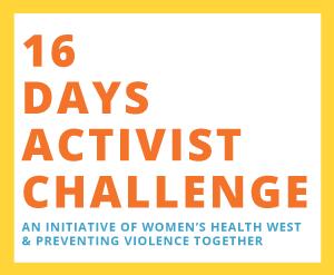 16 Days Activist Challenge